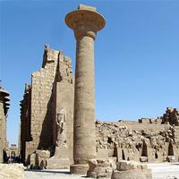 Архитектура Древнего Египта. Период XXI—XXX династий (около 1050—332 гг. до н. э.)