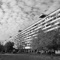 Архитектура жилых и массовых общественных зданий СССР. 1955—1970
