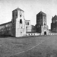 Замок в Мире. Общий вид. Начало 16 века