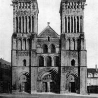 Церковь Троицы в Кане. Западный фасад