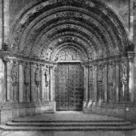 Собор во Фрейберге. «Золотые ворота». 1240 г.
