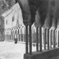 Собор в Амальфи. Клуатр