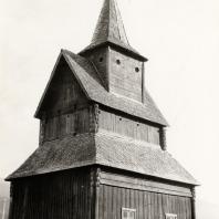 Церковь в Торпо (Torpo stavkyrkje). Середина 13 века