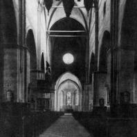 Домская церковь в Риге. Внутренний вид