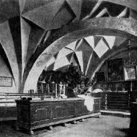 Костел Бернардинцев в Вильнюсе. Ризница