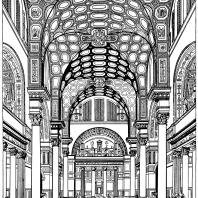 Термы Каракаллы. Реконструкция