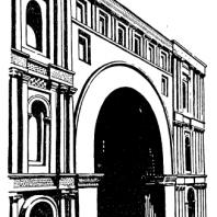 Дворец в Ашшуре. Реконструкция