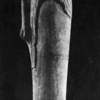 Гера Самосская. Мрамор. Около 560 г. до н. э. Париж. Лувр