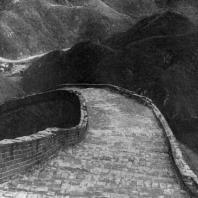 Великая Китайская стена. 4—3 вв. до н. э.
