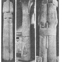 Колонны V династии (Древнее царство)